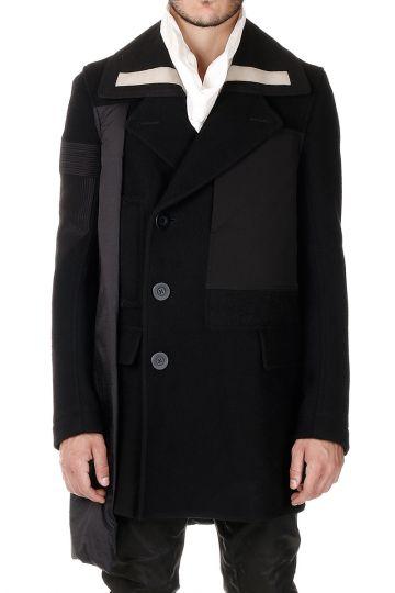 SPHINX Virgin Wool Coat