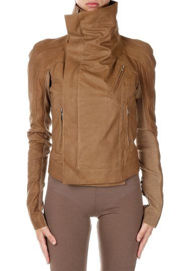 Leather Biker ELIEL Jacket