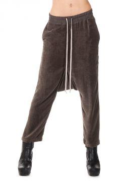Pantalone CROPPED Con Elastico in vita Darkdust