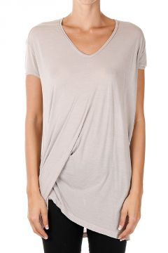 T-shirt V-NECK Pearl