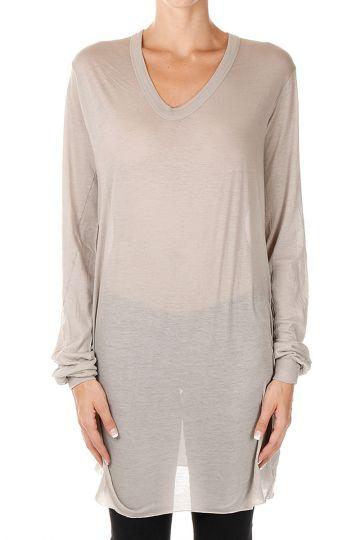 Jersey Cotton Long sleeve BASIC T-shirt
