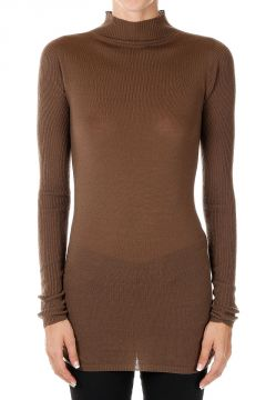Virgin Wool LUPETTO Sweater Faun