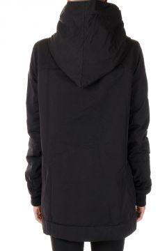 DRKSHDW Padded Hooded Coat