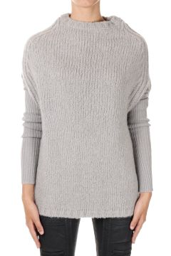 Cashmere CRATER Sweater Tear