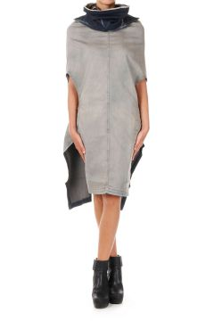 DRKSHDW Denim SHROUD Dress