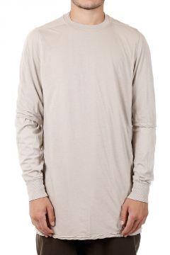 DRKSHDW T-shirt HUSTLER LAYERED a Manica Lunga