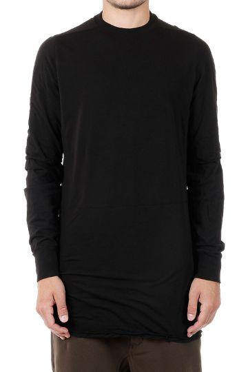 DRKSHDW Long sleeve HUSTLER LAYERED T-shirt