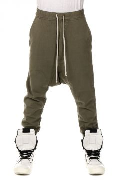 DRKSHDW Pantalone PRISONNER DRAWSTRING in Cotone
