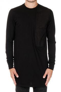 DRKSHDW T-shirt Manica Lunga POCKET LS TEE