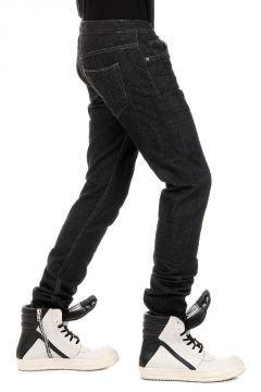 DRKSHDW Jeans DETROIT CUT hard black 17 cm