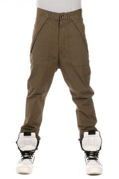 DRKSHDW Pantalone Cargo in Misto Cotone