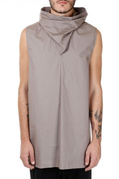 Cowled Cotton Top