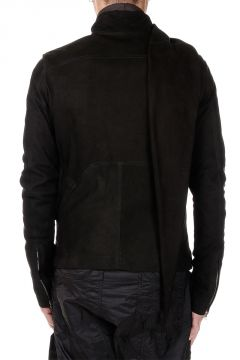 Giacca in Pelle WRAP BOMBER