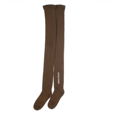 Cotton Blend SOCKS UPKNEE Mustard