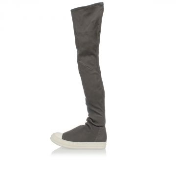 High Stretch Leather Boots