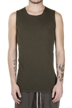 T-shirt SLEEVELESS in Cotone PALM