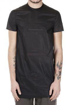 T-shirt TRIPLE STARE in Cotone ricamata