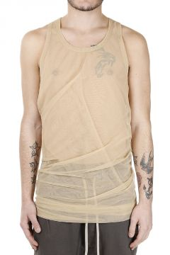T-shirt TOP TWISTED TANK Stretch