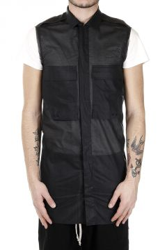 Cotton SLEEVELESS Shirt