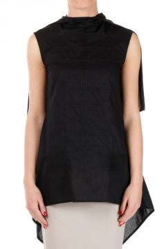 EMB SPEINX TOP Embroidered Tunic