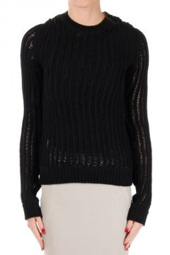 BIKER Lupetto Nautical Blk Sweater