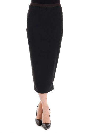 SOFT PILLAR SBORT Blk Skirt