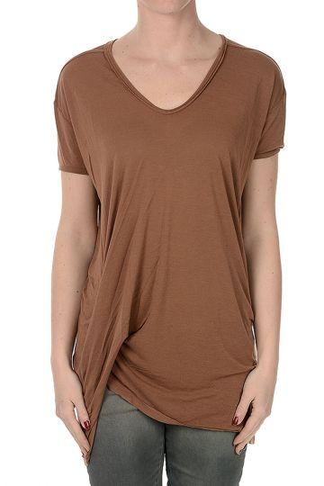 T-shirt HIKED HENNA