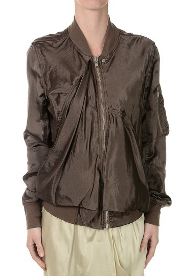 RIPPLE FLIGHT Bomber Jacket