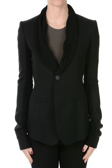 Stretch Virgin Wool TUX Blazer