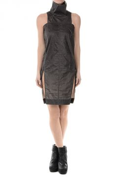 DRKSHDW DBLE CHALICE Dress in Cotton