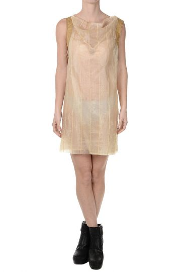 Python HARNESS T Dress