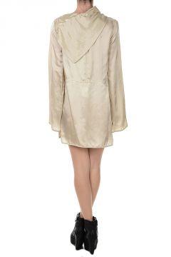 Cotton Blend MOBIUS TOP Dress