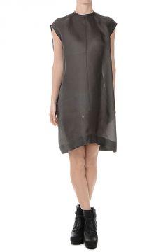 Silk CYCLOPS Dress DARKDUST