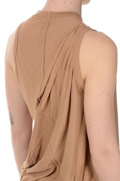 LILIES TOP Sleeveless ROSE