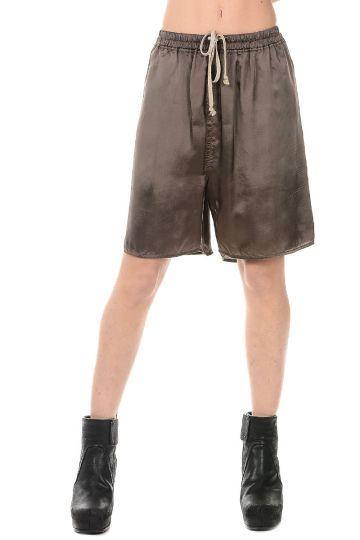 Pantaloni Shorts Misto Cotone