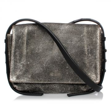 Leather BAGUETTE MINI Bag