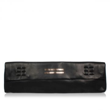 MEGACLUTCH Leather Pochette