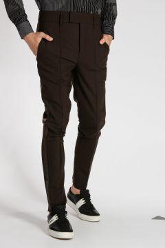 Virgin Wool SKINNY FIT Pants