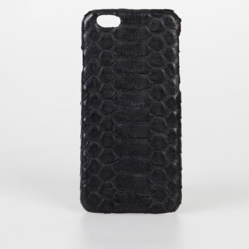 Python Leather Apple iPhone Cover