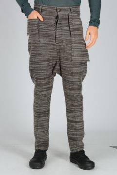 Drop Crotch MEMPHIS Pants DARKDUST