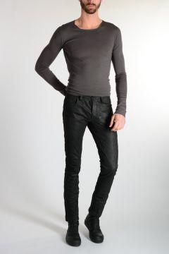 Pantaloni DETROIT CUT in Pelle