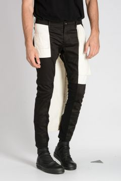 Stretch Cotton BUMFLAP JEAN