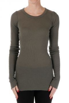 Long Sleeved RIB T-shirt