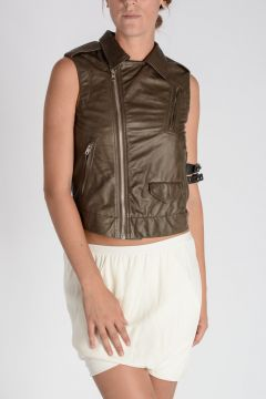 Leather STOOGES Jacket DNA DUST