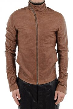 MOLLINO Leather Jacket