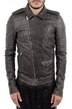 STOOGES BIKER Leather Jacket
