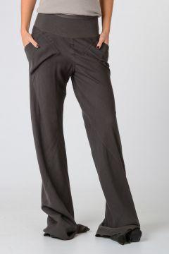 Pantaloni BIAS in Misto Lino