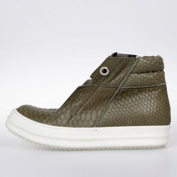 Python Leather ISLAND DUNK Sneakers