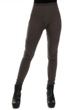 LILIES TOPSTITCHED LEGGINGS dark dust