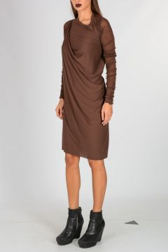 Long Sleeved Tunic Dress